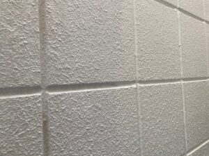 白色の外壁